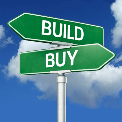 build versus buy
