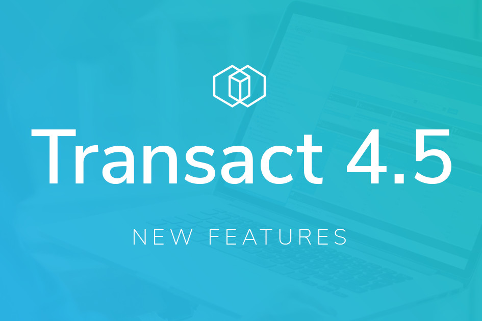 Transact 4.5
