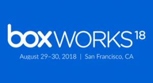 BoxWorks 2018